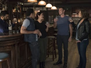 First Official Mission - Whiskey Cavalier