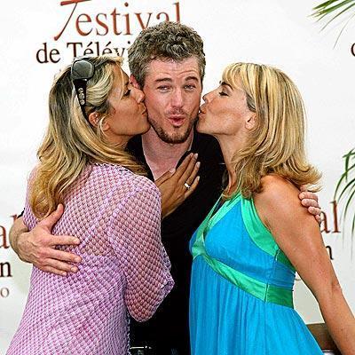 Eric Dane, French Women