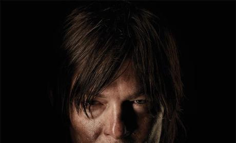 Daryl Dixon Poster - The Walking Dead