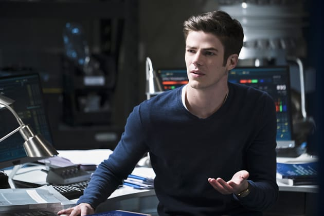What If... - The Flash Season 2 Episode 12
