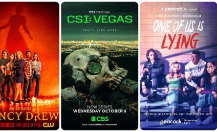 What to Watch: Nancy Drew, CSI: Vegas, One of Us Is Lying