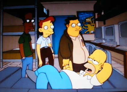 Watch The Simpsons Season 5 Episode 3 Online