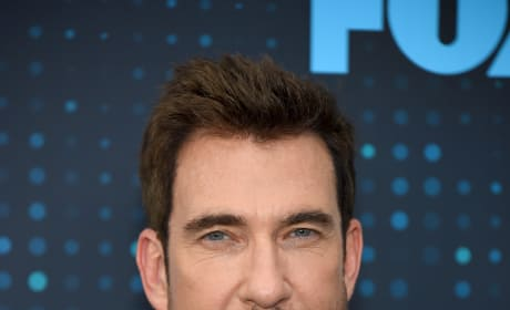 Dylan McDermott Attends Fox Upfronts
