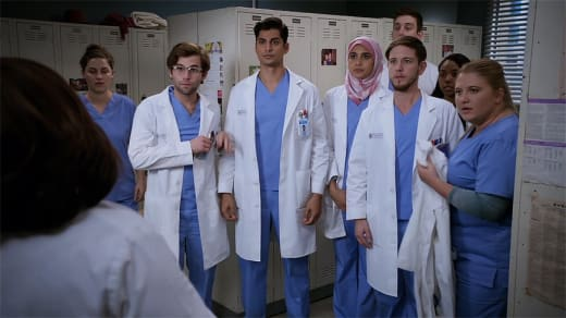 Grey's Anatomy - New Interns