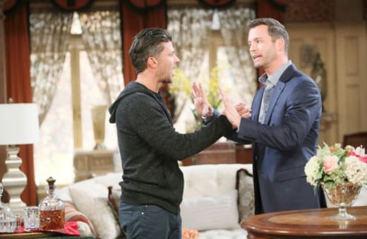 Eric and Brady - Days of Our Lives