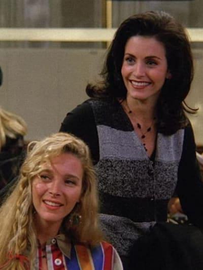 Underdog - Friends Season 1 Episode 9