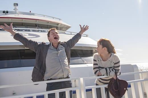 Block Island Ferry - The Affair Season 3 Episode 5