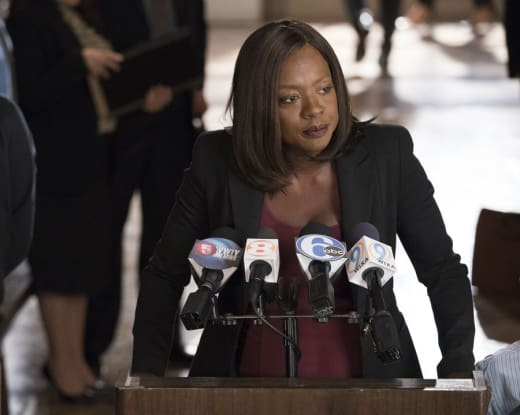 Getting Help - How to Get Away with Murder