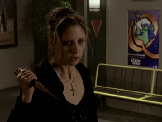 Rain Delay - Buffy the Vampire Slayer Season 2 Episode 14