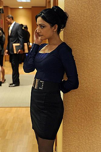Kalinda Sharma at Work