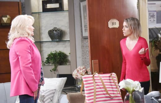 Mimi Returns - Days of Our Lives
