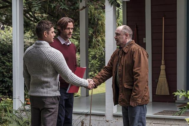 Welcome to the neighborhood supernatural season 12 episode 4