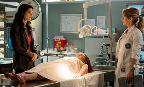 Face Blind  - Rizzoli & Isles