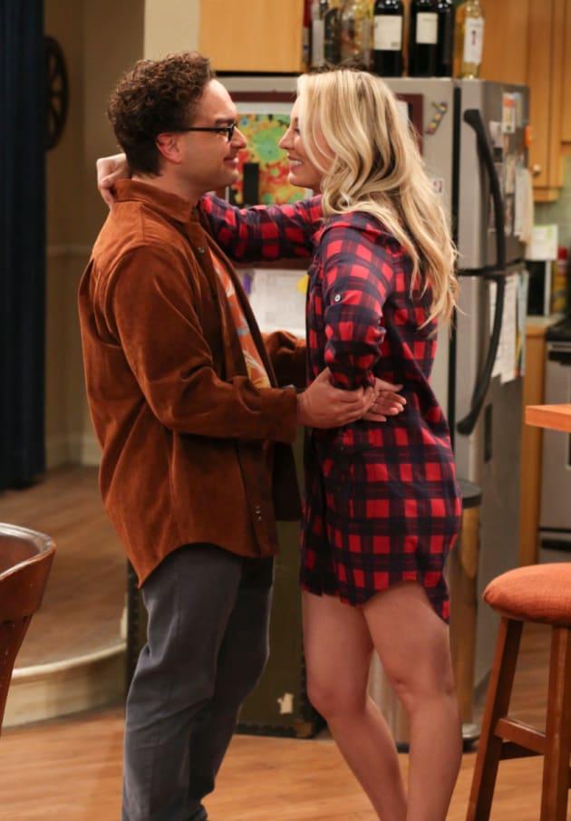 Keeping a Secret - Tall - The Big Bang Theory Season 12 Episode 24