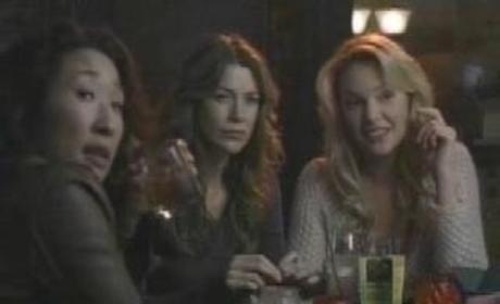 Three Hot Ladies