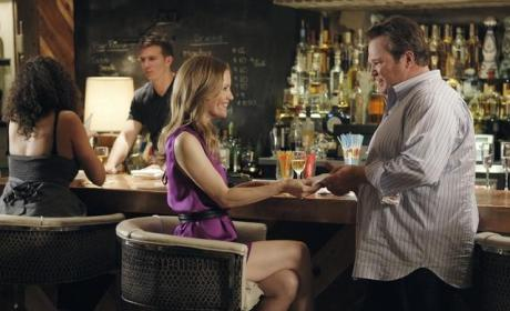 Leslie Mann on Modern Family