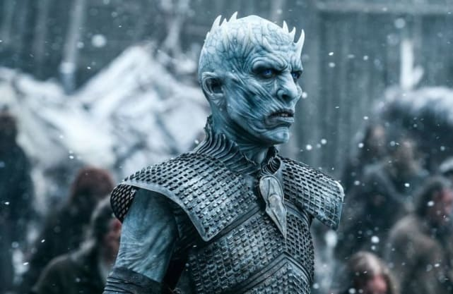 The Night King - Game of Thrones