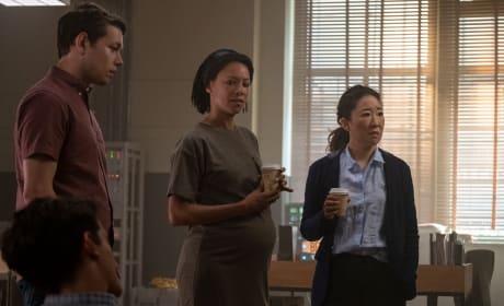 Girl on Girl - Killing Eve Season 2 Episode 3
