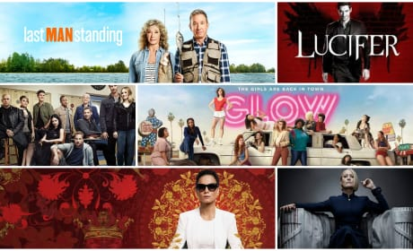 17 Most Exciting Renewals and Saves of 2018!