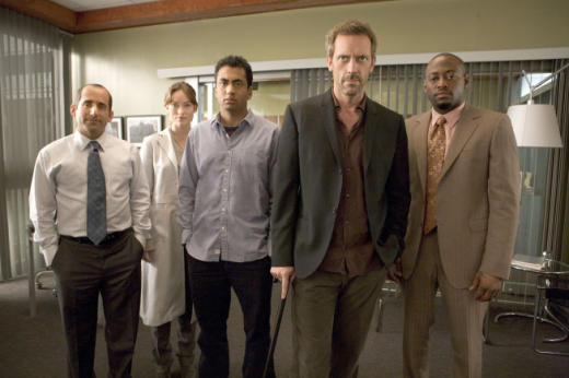 House and Team