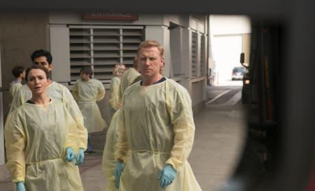 Trauma Team - Grey's Anatomy Season 14 Episode 7