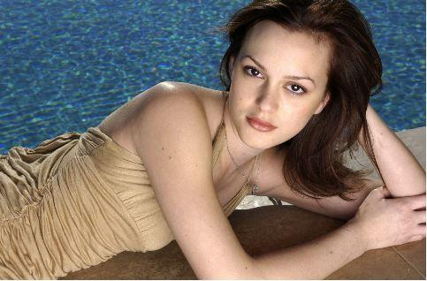 A Leighton Meester Picture