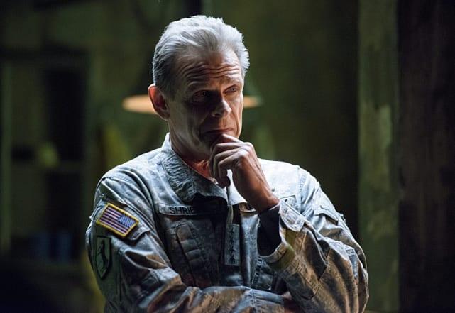 General Shrieve - Arrow Season 3 Episode 15
