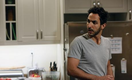 Aram is surprised - The Blacklist Season 4 Episode 6