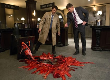 Watch Supernatural Season 8 Episode 8 Online