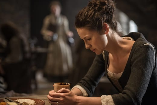 A Rescue Plan - Outlander