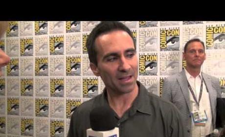Nestor Carbonell Comic-Con Interview