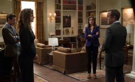 Confrontation - Designated Survivor Season 2 Episode 11