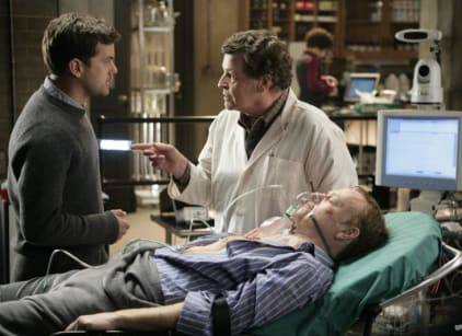 Watch Fringe Season 1 Episode 14 Online