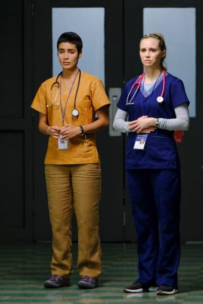 Morgan's Participation - The Good Doctor Season 4 Episode 19