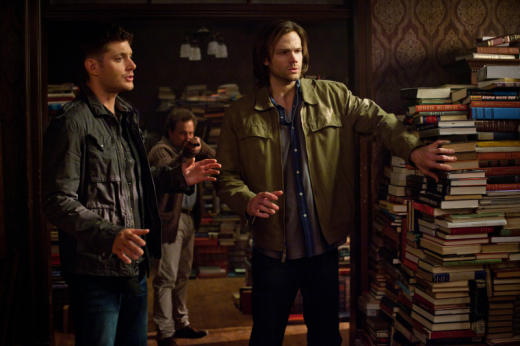 Sam, Dean and Metatron
