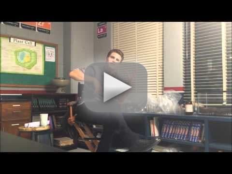 Paul Wesley Reflects on Stefan Salvatore, Flashbacks