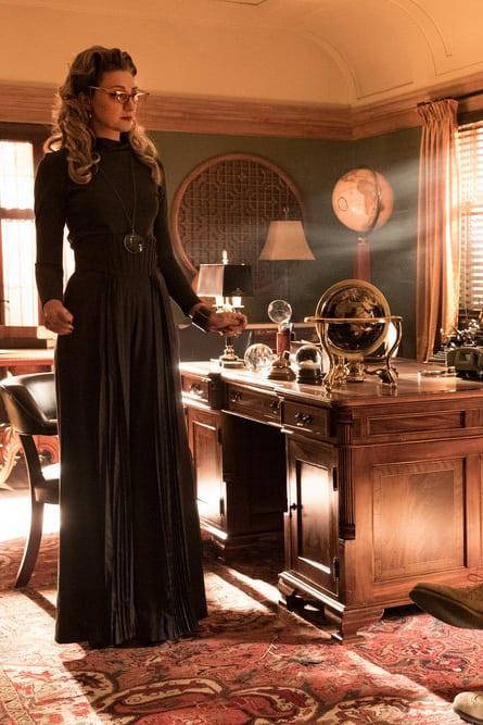 Zelda is Standing in Dean Fog's Office - The Magicians Season 4 Episode 8