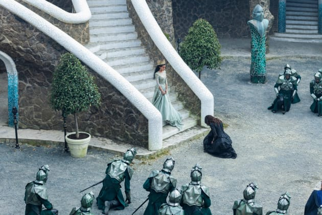 My Queen - Emerald City Season 1 Episode 10