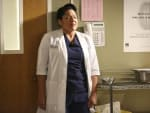 Poor Callie - Grey's Anatomy