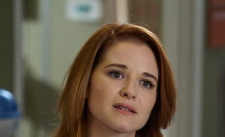 Exasperated April - Grey's Anatomy Season 13 Episode 14