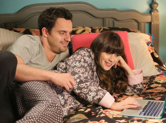 Nick and Jess, New Girl