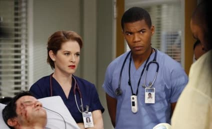 Grey's Anatomy Review: Tears, Fears and Goodbye