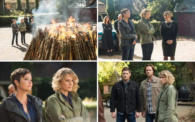 Funeral for some hunters supernatural season 12 episode 6