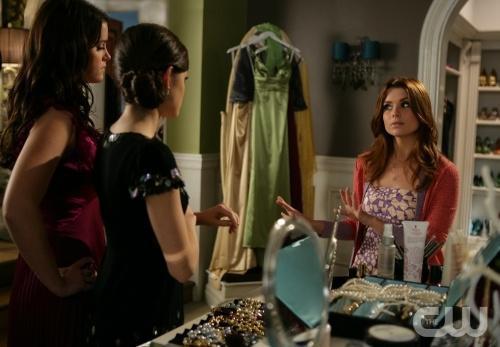 Megan Talks the Girls