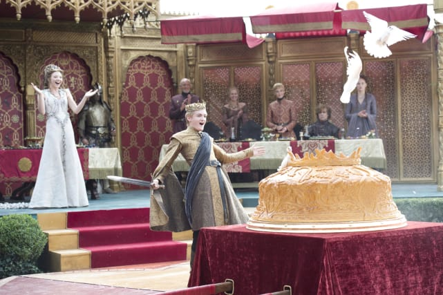 Joffrey Loves Pie