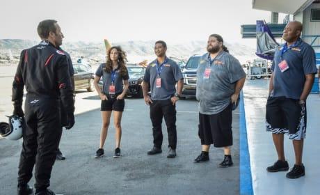 Ground Crew - Hawaii Five-0 Season 8 Episode 8