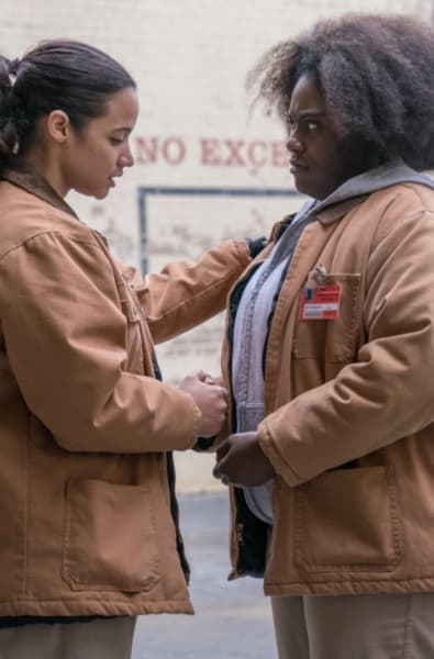 Taystee and Daya - Orange is the New Black