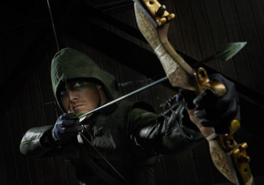 As the Arrow