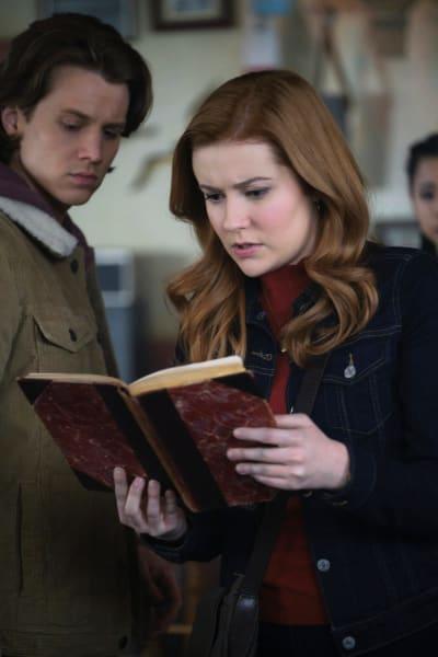 Light Reading - Nancy Drew Season 1 Episode 15