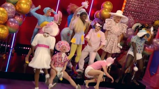 Big Baby Group - RuPaul's Drag Race Season 13 Episode 5